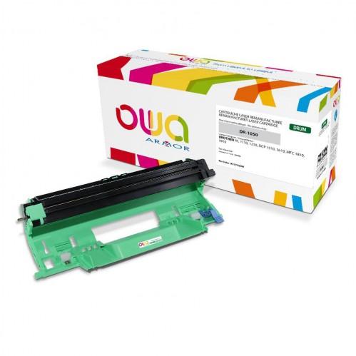 Tambour Laser OWA remanufacturé compatible BROTHER DR-1050 - 10000p