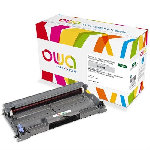 Cartouche Laser OWA remanufacturée pour CANON 7833 A 002 - Noir - 3500p