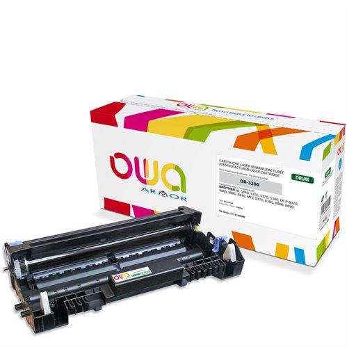 Tambour OWA remanufacturé pour BROTHER DR-3200 - 25000p