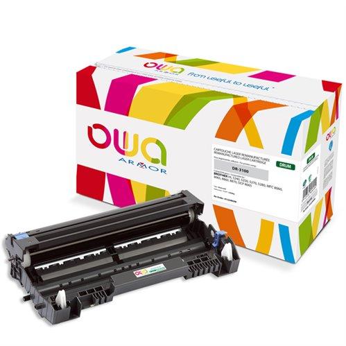 Tambour OWA remanufacturé pour BROTHER DR-3100 - 25000p