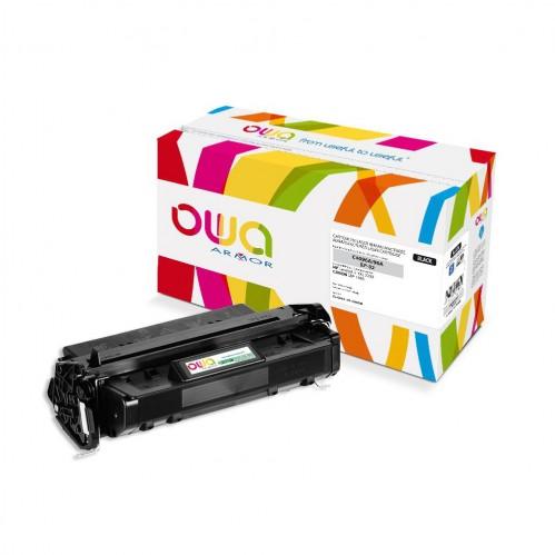 Cartouche Laser OWA remanufacturée compatible HP C4096A - Noir - 5000p