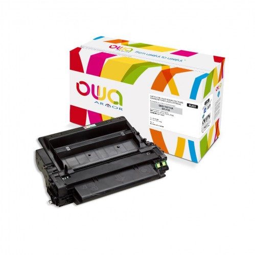 Cartouche Laser OWA remanufacturée compatible HP Q6511A - Noir - 6000p