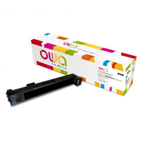 Cartouche Laser OWA remanufacturée compatible HP CB380A - Noir - 16500p