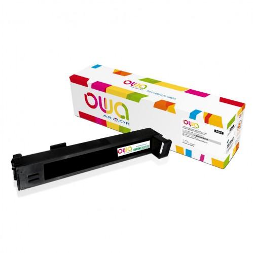 Cartouche Laser OWA remanufacturée compatible HP CB390A - Noir - 19500p