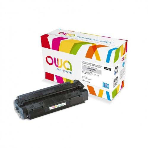 Cartouche Laser OWA remanufacturée compatible HP C7115X - Noir - 7000p