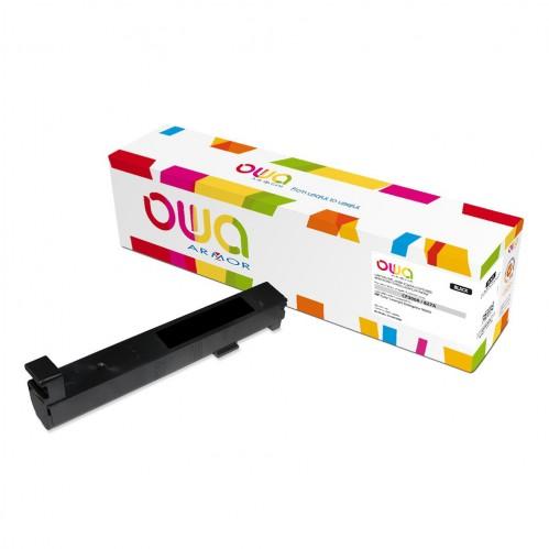 Cartouche Laser OWA remanufacturée compatible HP CF300A - Noir - 29500p
