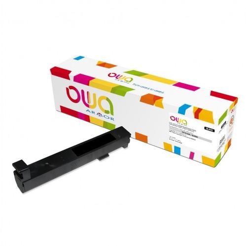 Cartouche Laser OWA remanufacturée compatible HP CF310A - Noir - 29000p