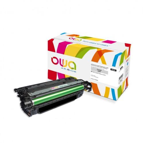 Cartouche Laser OWA remanufacturée compatible HP CF330X - Noir - 20500p