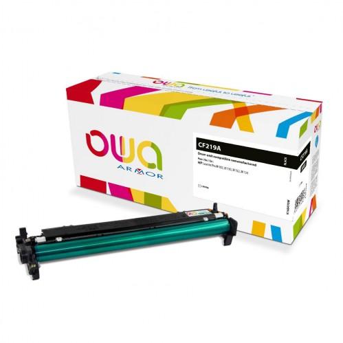 Tambour OWA remanufacturé compatible HP CF219A - 12000p