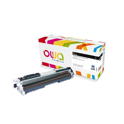 Cartouche Laser OWA remanufacturée compatible HP CF230A - Noir - 1600p