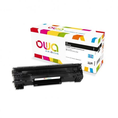 Cartouche Laser OWA remanufacturée compatible HP CF279A - Noir - 2000p