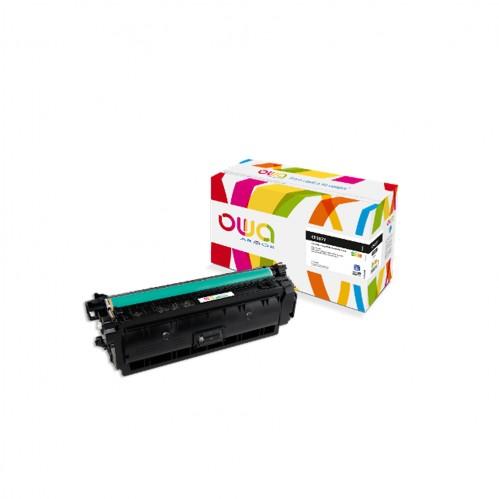 Cartouche Laser OWA remanufacturée compatible HP CF237Y - Noir - 41000p