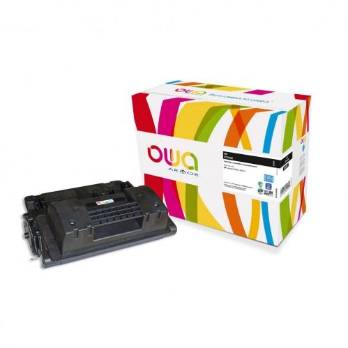 Cartouche Laser OWA remanufacturée compatible HP CC364X - Noir - 30000p