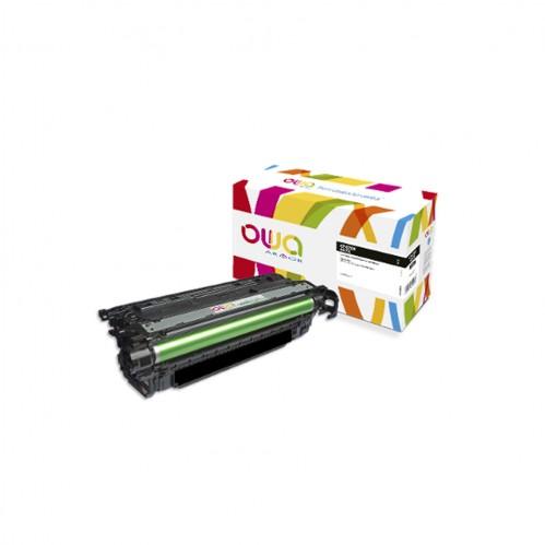 Cartouche Laser OWA remanufacturée compatible HP CF470X - Noir - 28000p