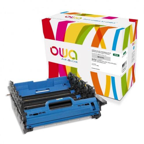 Tambour Laser OWA remanufacturé compatible BROTHER DR-321CL - 25000p